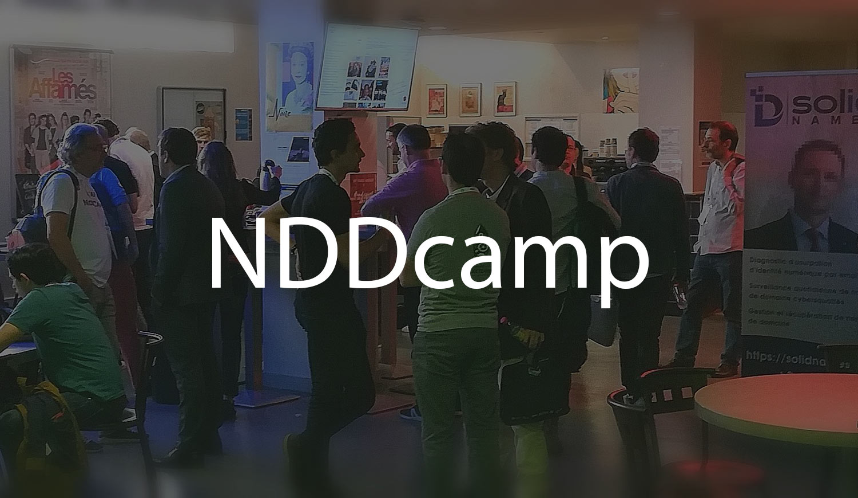Nddcamp Paris 2019