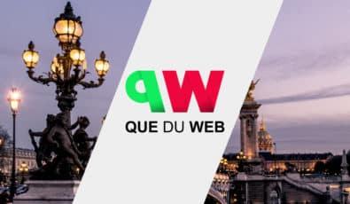 Queduweb Paris 2019