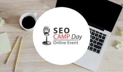 Seo Camp Day Online Event