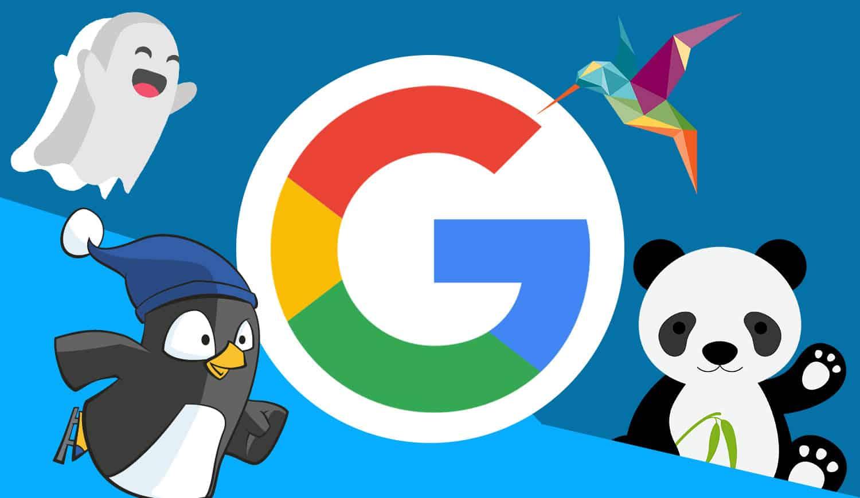penalites google